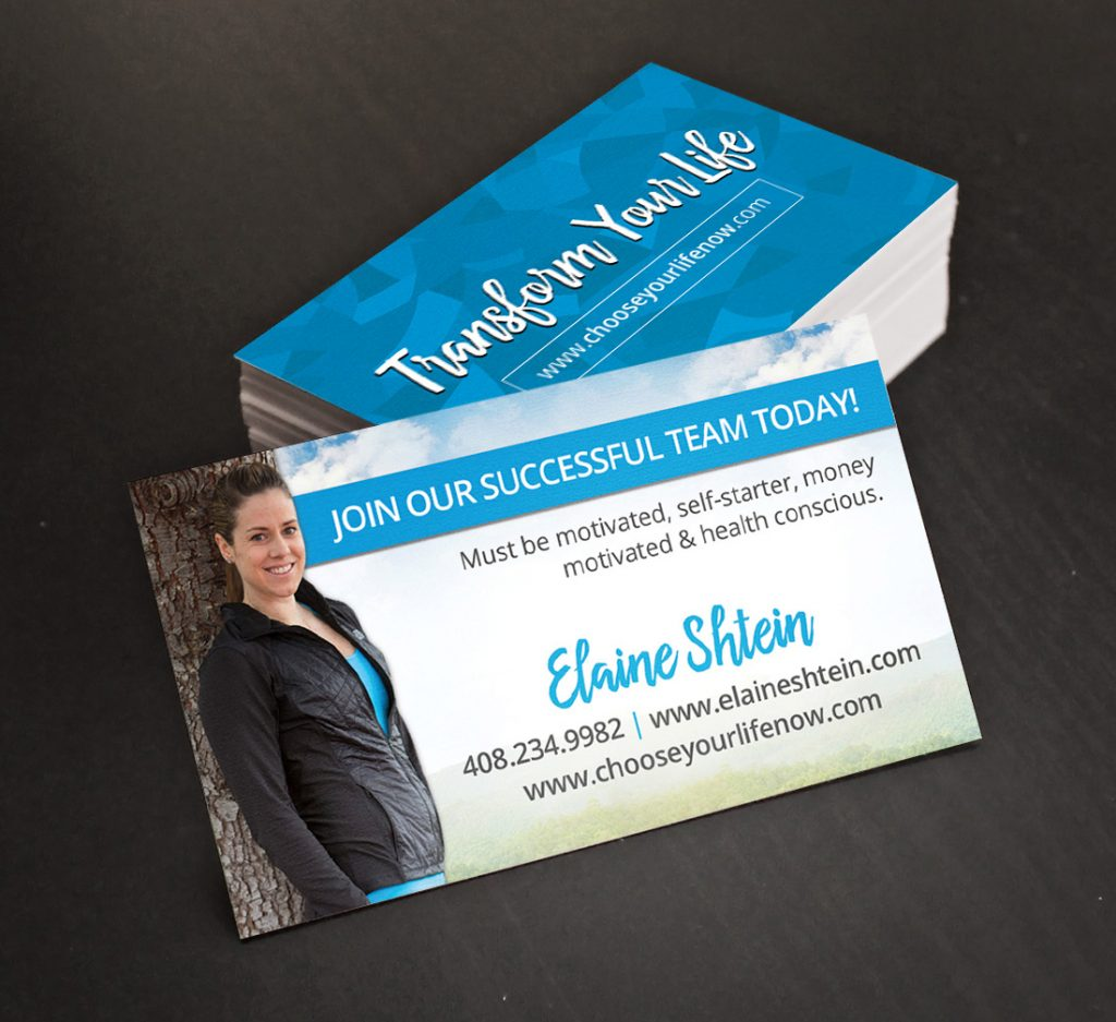 Small Business business card designer