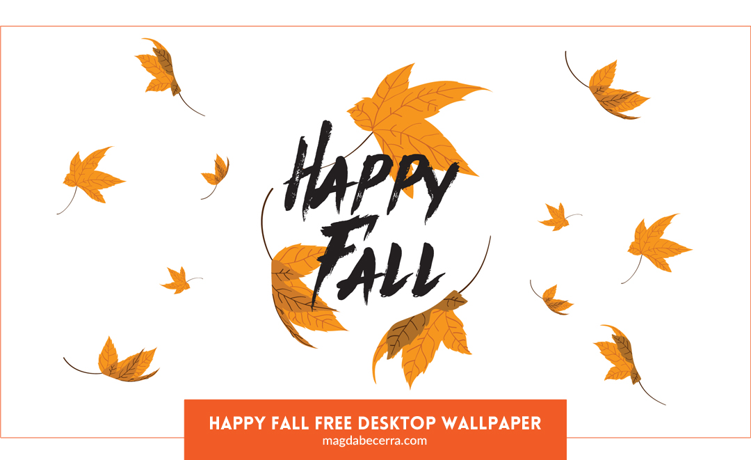 Click to download this free happy fall desktop wallpaper